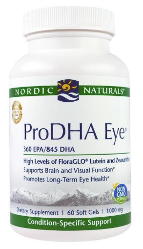 Nordic Naturals ProDHA Eye