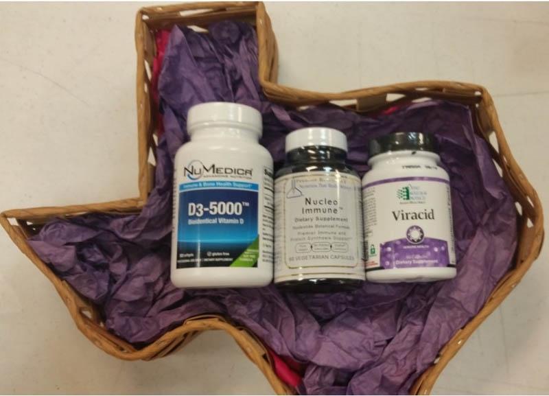 Martin's Wellness Flu Season Bundle