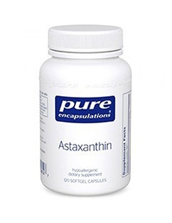 Bottle of Astaxanthin by Pure Encapsulations