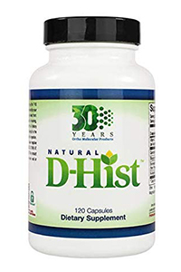Natural D-Hist by Ortho Molecular