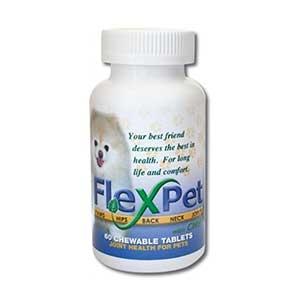 FlexPet Chewable Tablets