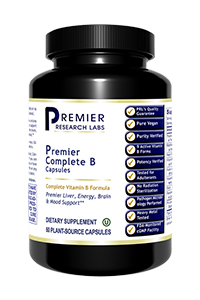 Premier Complete B capsules by Premier Research Labs