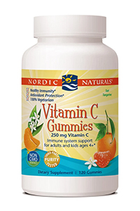 Vitamin C Gummies by Nordic Naturals