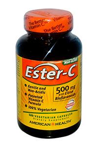 Ester-C Vitamin C by American Health