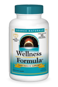 Wellness Formula Multivitamin by Source Naturals