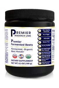 Premier Fermented Beets by Premier Research Labs