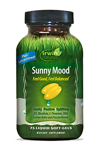 Sunny Mood by Irwin Naturals