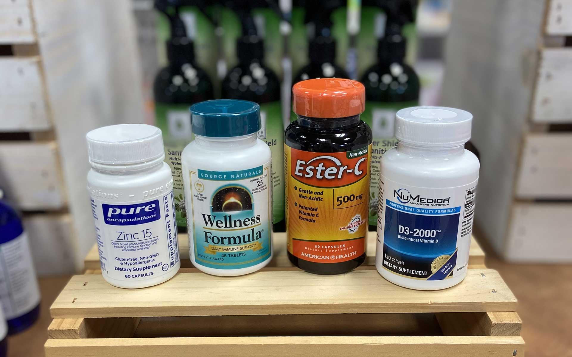 Martin's Wellness Immunity Wellness Bundle