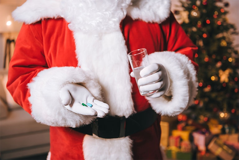 Santa Holding Supplements