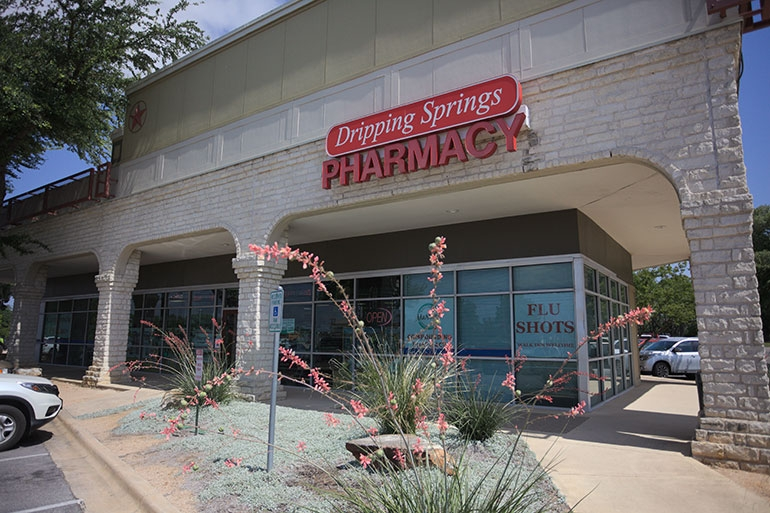 Martin's Wellness Dripping Springs Location