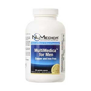 MultiMedica for Men by NuMedica