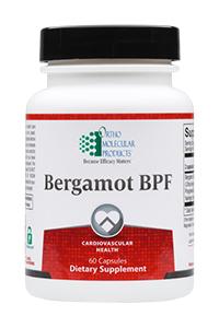 Bergamot BPF - Ortho Molecular Products