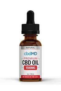 CBD Oil Tincture Drops