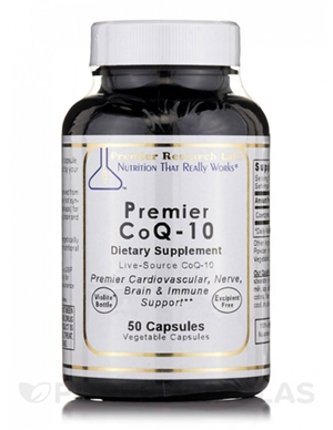 coenzyme q10 premier research labs