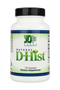 Natural D-Hist Capsules