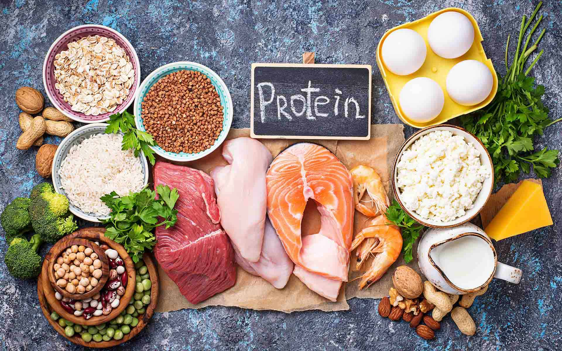 Martin's Wellness Connection Blog - Complete Protein or Complete Myth?