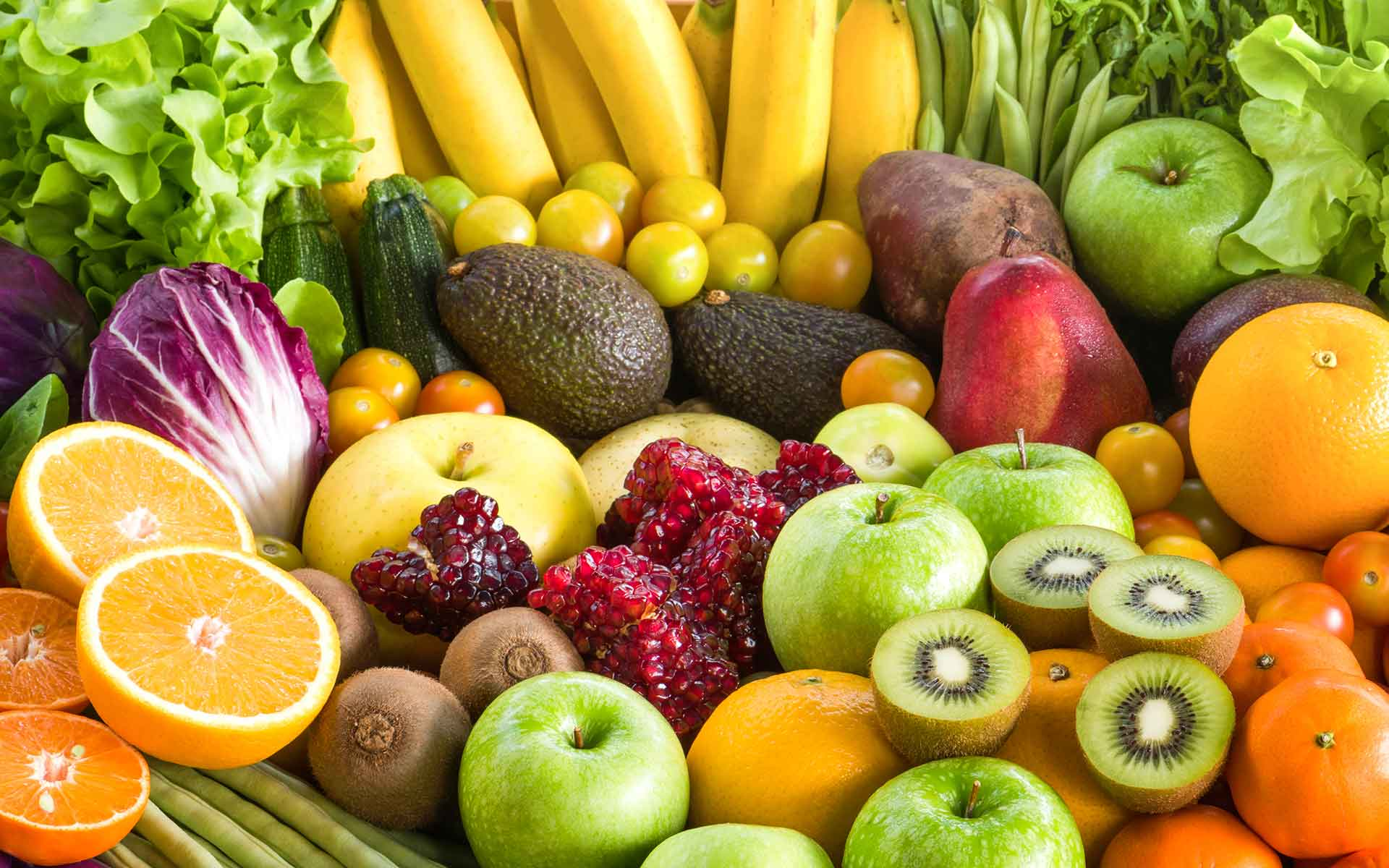 Benefits of whole food vitamins from fruit and vegetables
