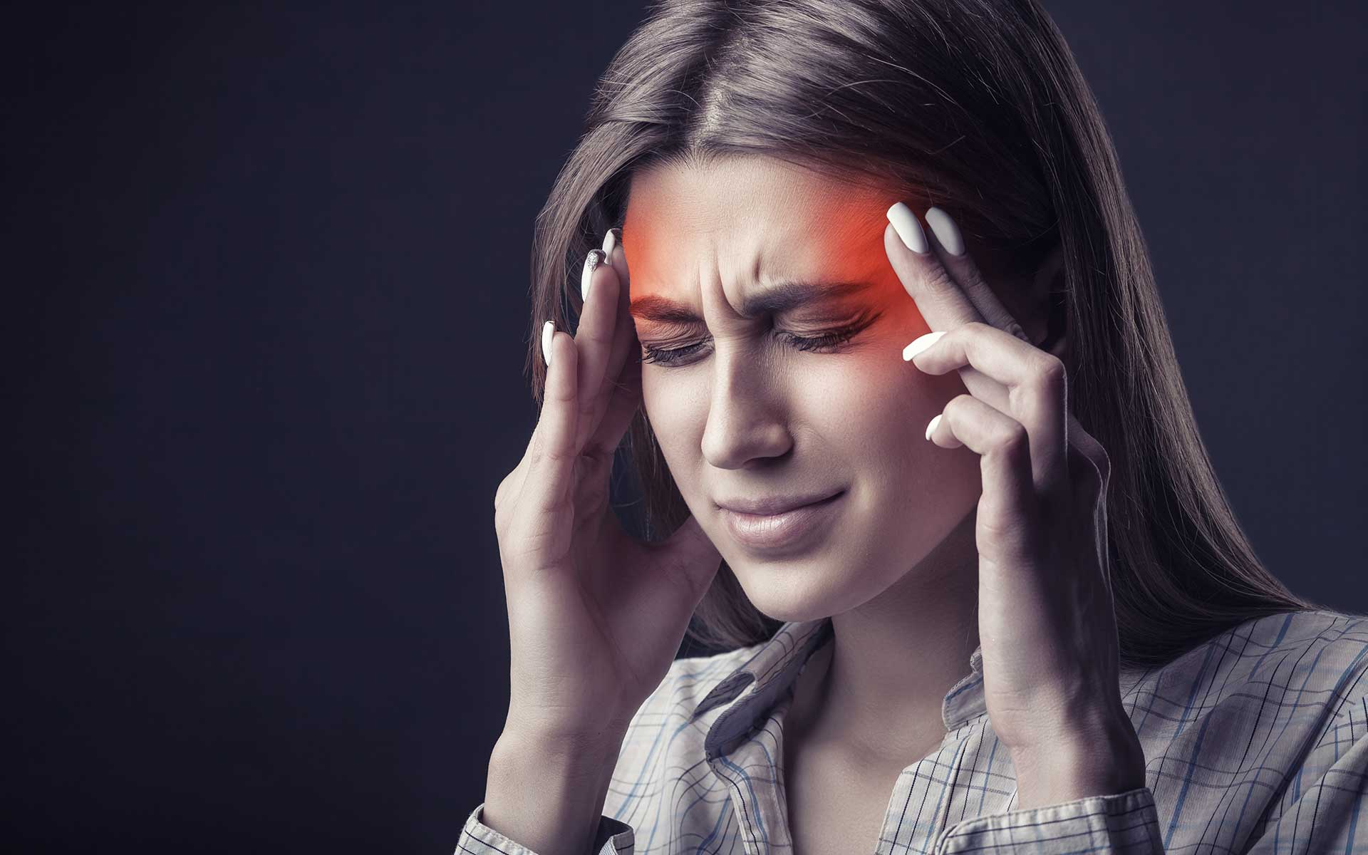 Headache - One of Histamine Intolerance Symptoms