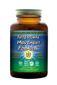 Intestinal Movement Formula by HealthForce Superfoods