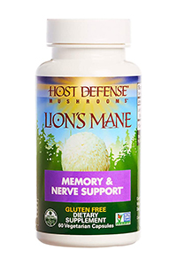 Lion's Mane - Host Defense Mushrooms