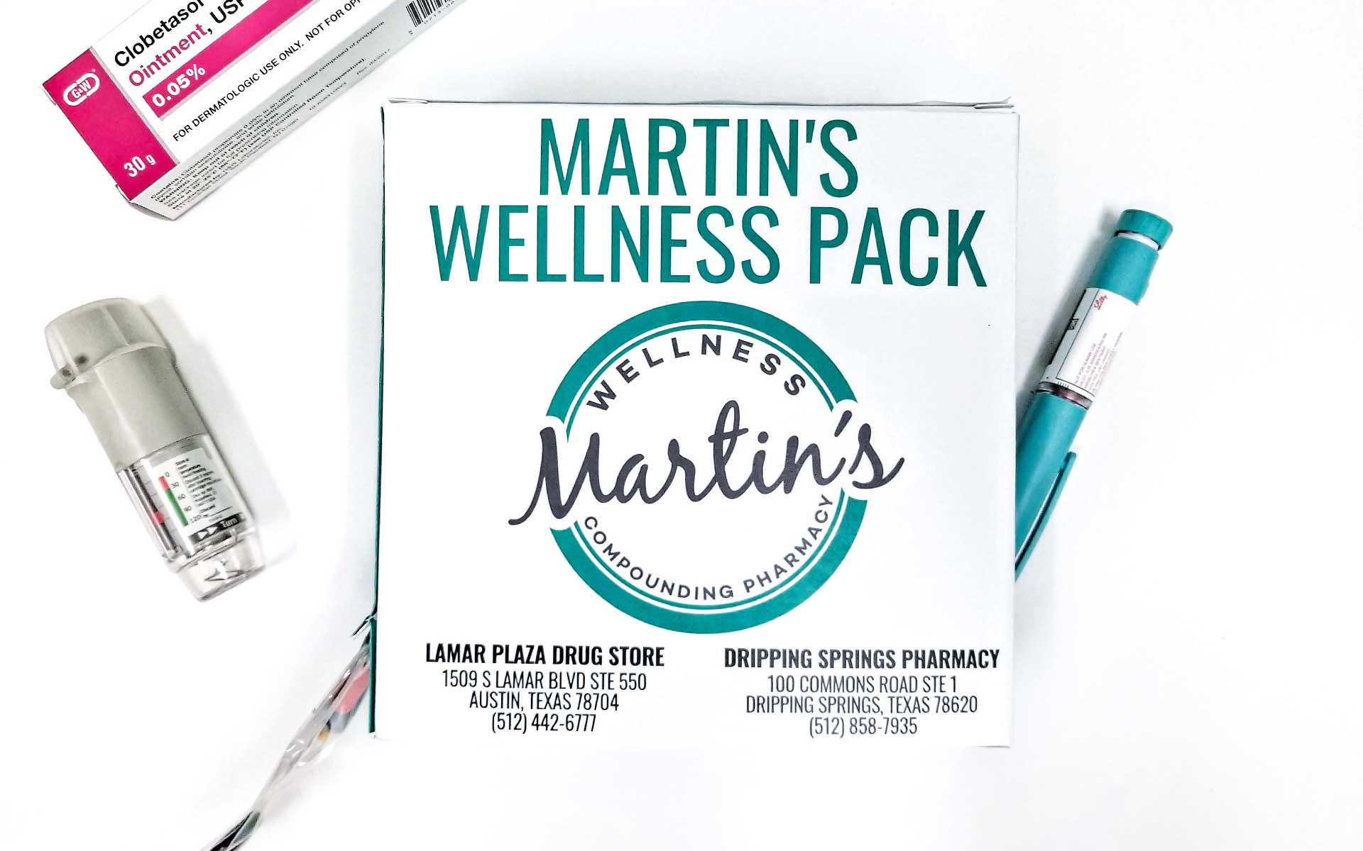 Martin's Wellness Packs