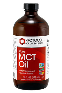 Pure MCT Oil - Protocol for Life Balance