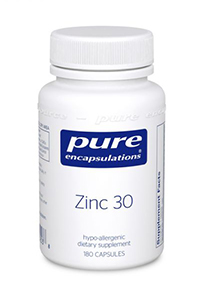 Zinc by Pure Encapsulations