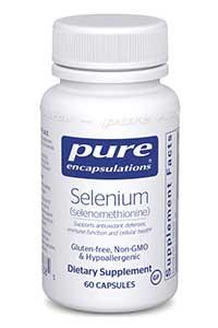 Selenium Supplement - Pure Encapsulations