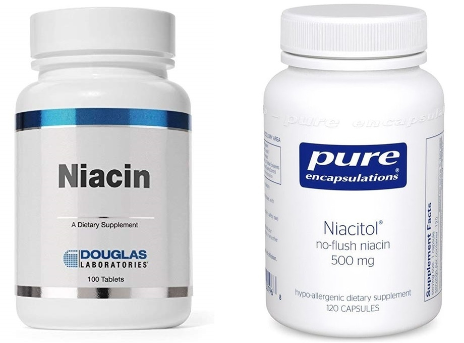 Martin's Wellness Connection Blog - Niacin vs Niacinamide ...